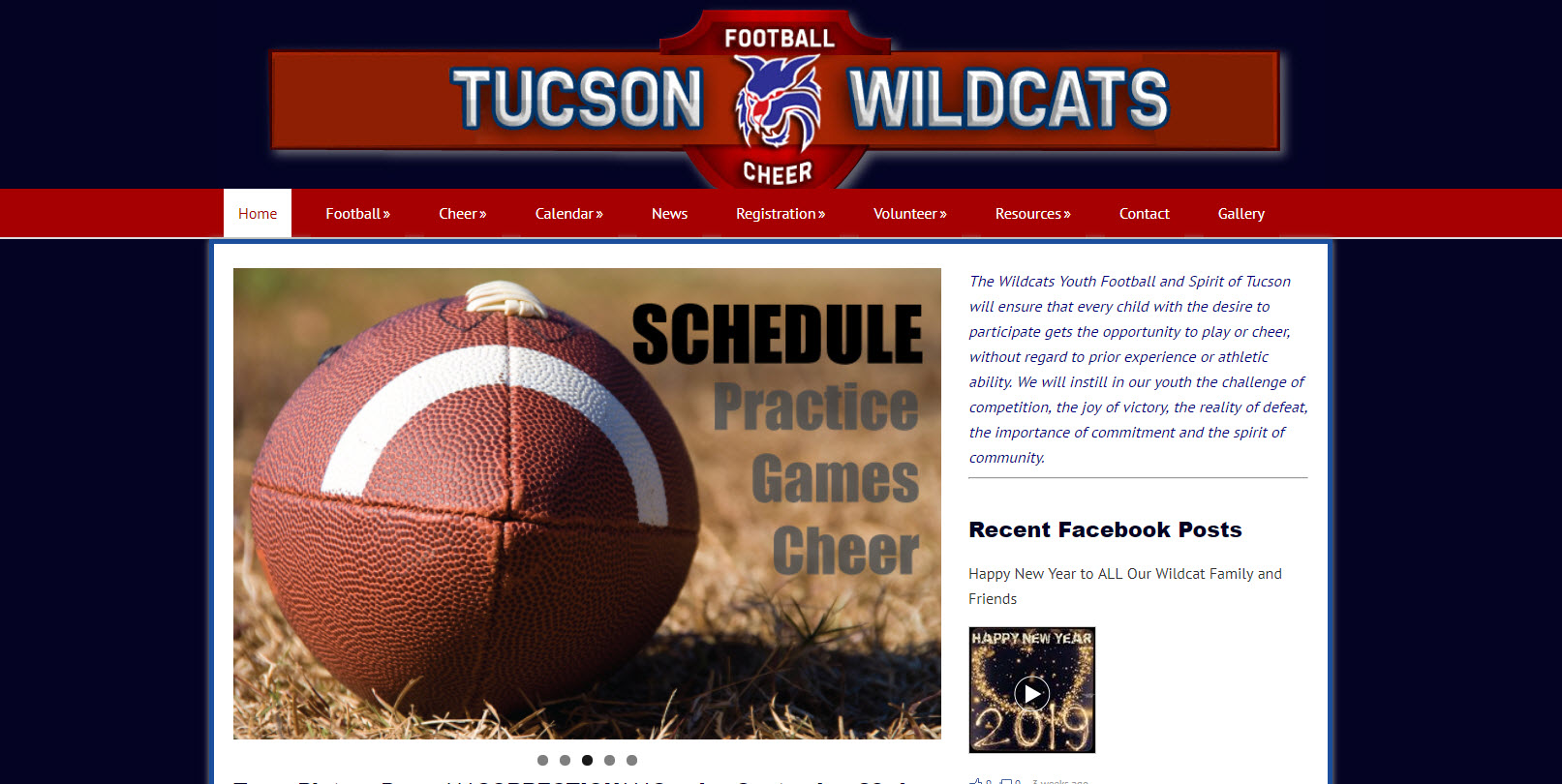 tucsonwildcatsyouthfootball
